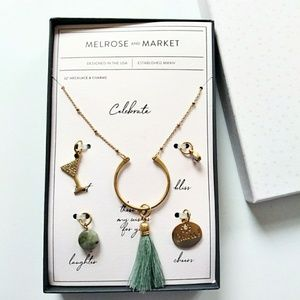 Celebrate Necklace & Charm Gift Set